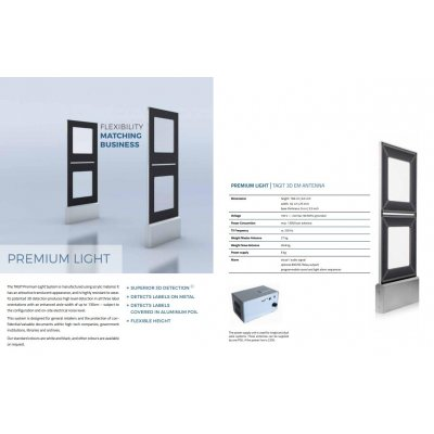 Система Black Premium Light EM