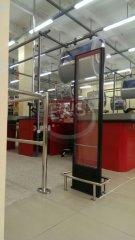 Моно антенны в гипермаркете Магнум города Шымкент